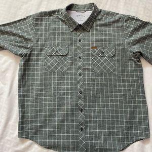 Orvis Short Sleeve Sports Shirt